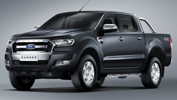 Ford presenta su nueva pick-up en Argentina