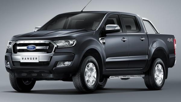 Ford presenta su nueva pick-up en Argentina