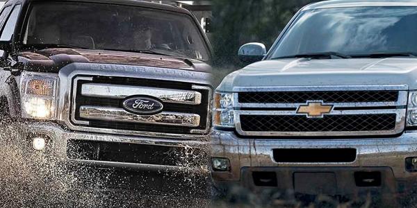 Ford y General Motors