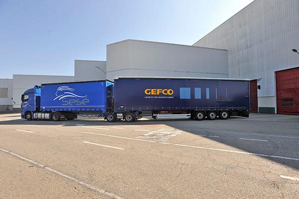 Gefco-Megacamion