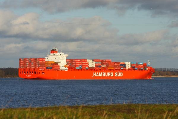 Hamburg Sud inicia ruta desde Puerto Progreso