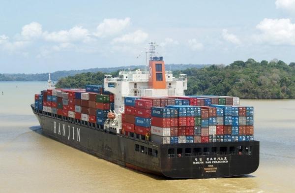 Hanjin Shipping pone en marcha nuevo servicio