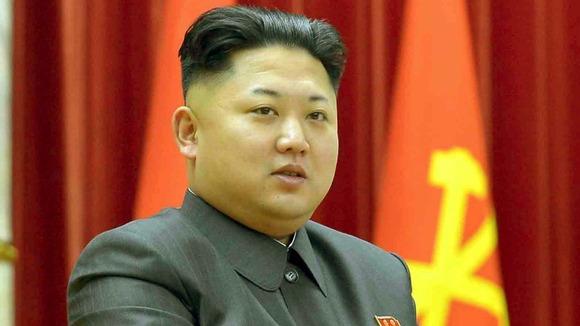 KJU en Corea del Norte
