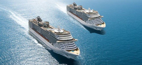 MSC Cruceros apuesta por los buques de ultima generacion