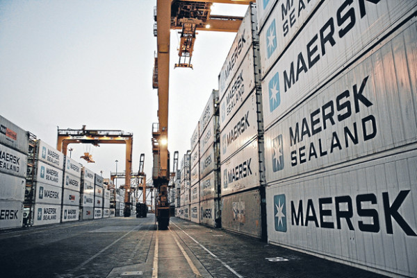 Maersk-Line contenedores