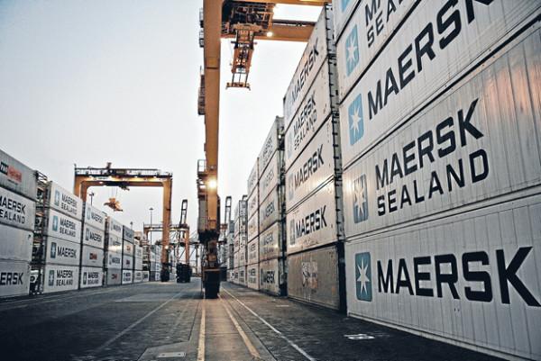Maersk-Line contenedores