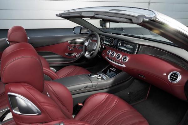 Mercedes-AMG S-Class Cabrio