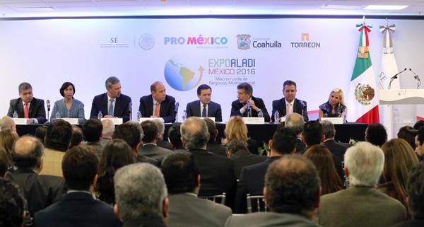 Mexico presenta Expo ALADI