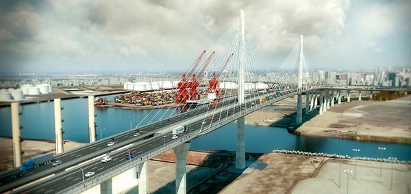 Paises centroamericanos desarrollan sus infraestructuras