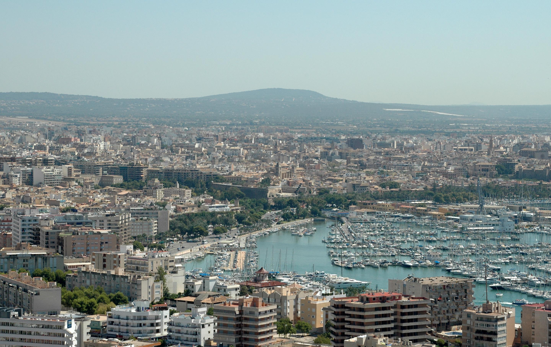 Puerto-Palma-Mallorca