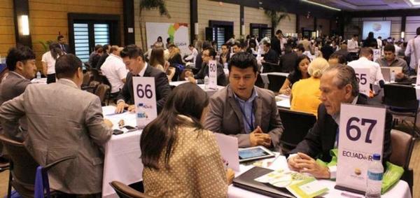 Peru promociona sus exportaciones en feria empresarial
