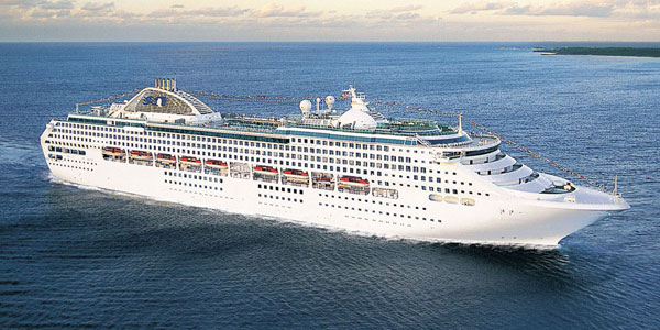 Princess Cruises renueva el Sun Princess