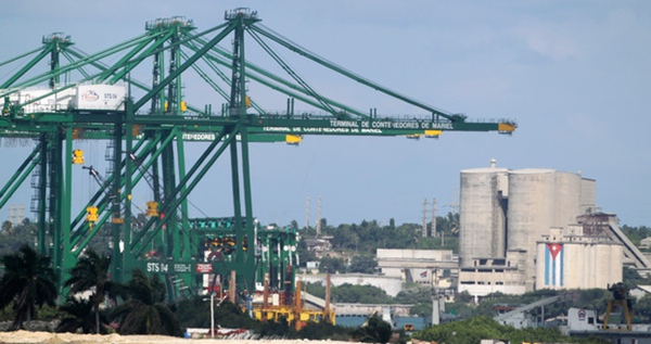 Puerto de Mariel podria ser hub logistico para empresas estadounidenses