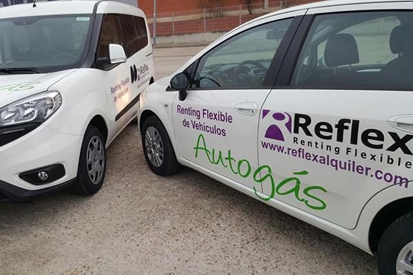 Reflex-flota