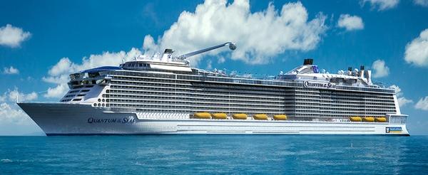 Royal Caribbean cambia sus planes de Internet
