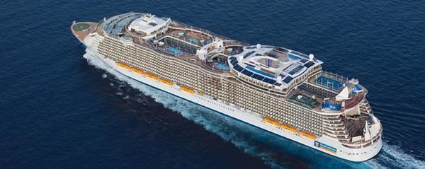 Royal Caribbean ofrecera mas itinerarios por el Caribe en 2017