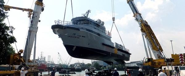 Strategic Marine construye dos nuevos transbordadores