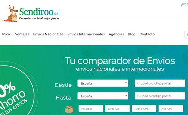 sendiroo-pagina-web