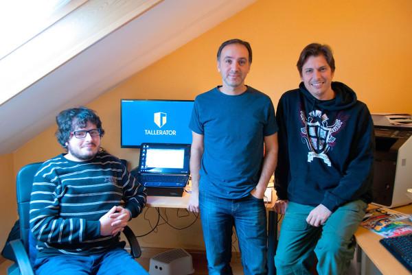 tallerator-fundadores