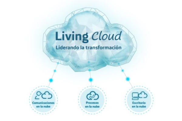Telefónica impulsa la transformación digital empresarial con Living Cloud