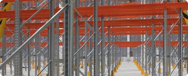 AR Racking instala sistema de almacenaje para TK Almacena