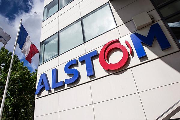 Alstom-sede