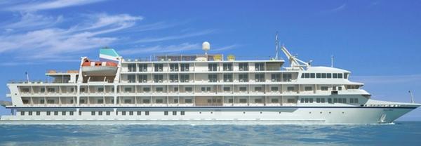 American Cruise Lines pone nombre a nuevo buque