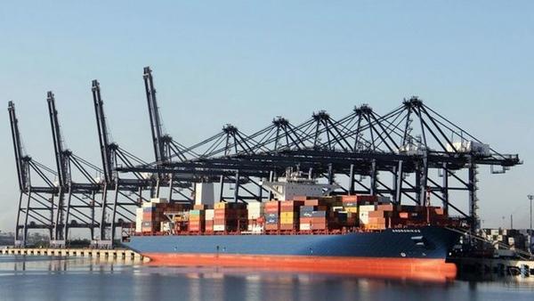 Buque de COSCO inaugurara ampliacion de Canal de Panama