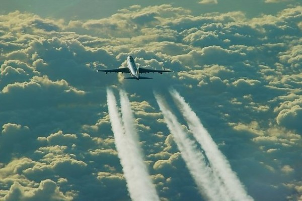 CO2 aéreo