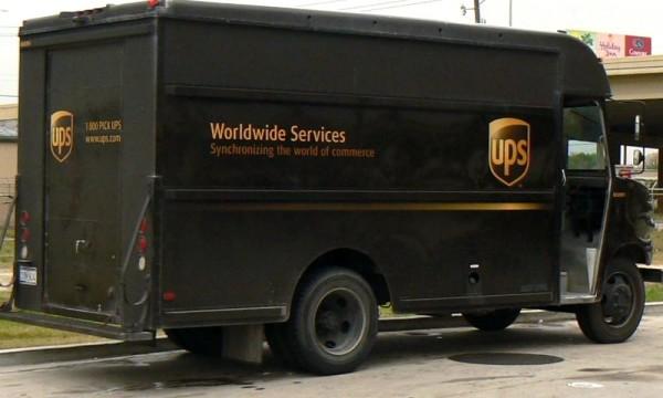 Camión UPS