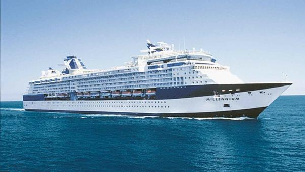 Celebrity Cruises renueva el Celebrity Millennium
