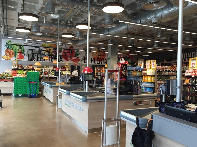Checkpoint-supermercados
