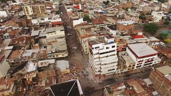 Empresas ecuatorianas recuperan las perdidas por el terremoto