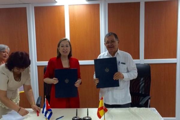 Espana y Cuba cooperaran en transporte