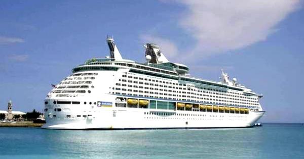 Explorer of the Seas abre la temporada en Nanaimo