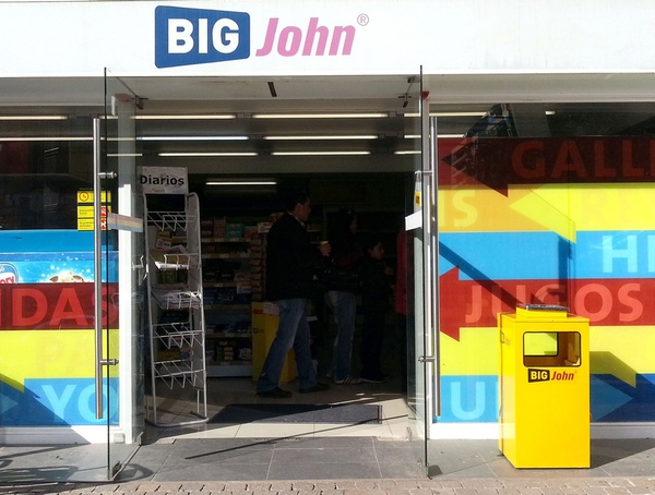 FEMSA quiere comprar Big John