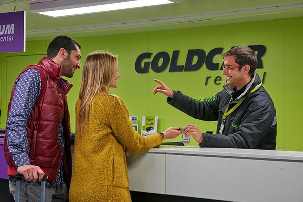 Goldcar-oficina