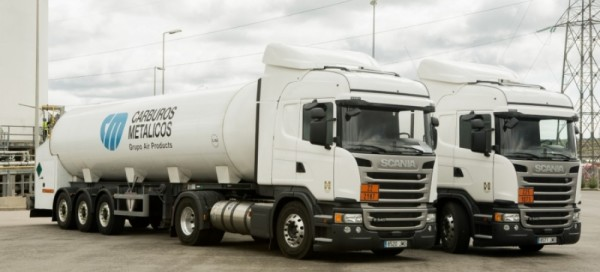 HAM camiones Scania