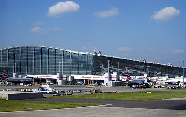 Heathrow-aeropuerto