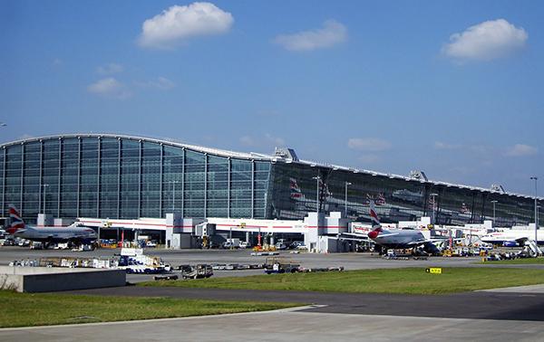 Heathrow-aeropuerto