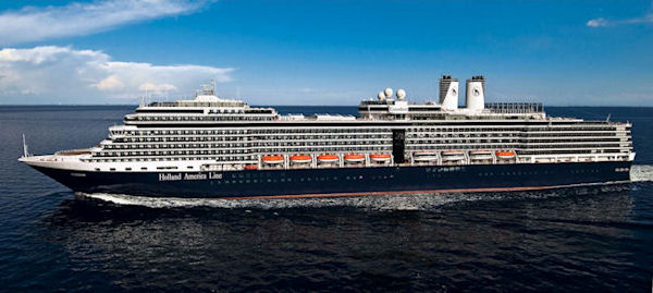 Holland America Line hara cambios en su clase Pinnacle