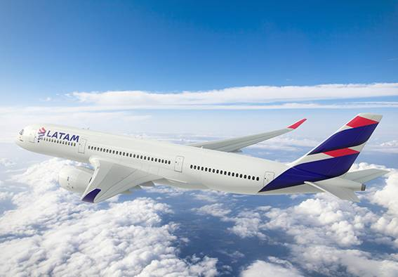 Latam-avion