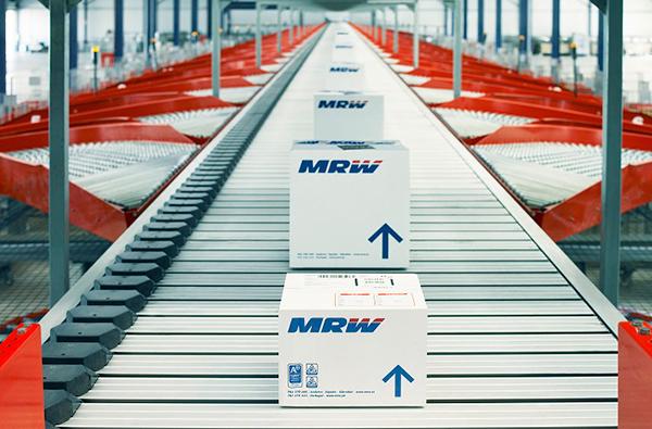 MRW-inversion