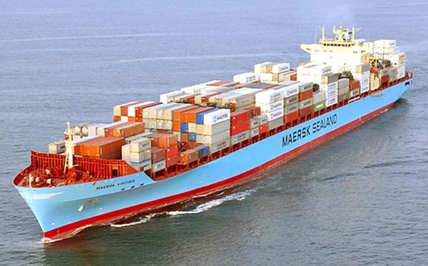 Maersk recupera actividad en Montevideo