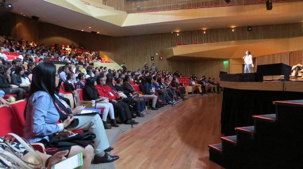 México celebra jornada de logistica para universitarios