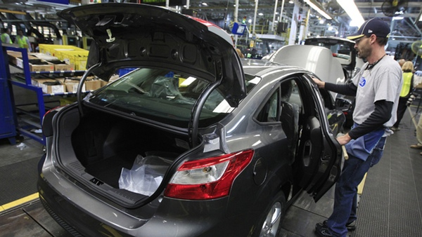 Mexico sanciona a Ford
