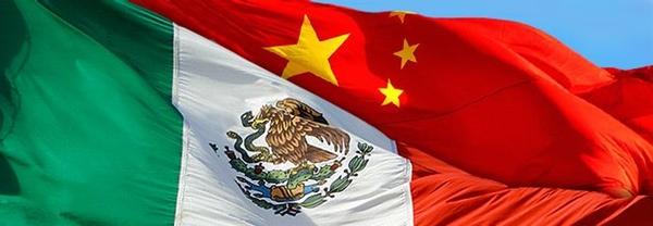 Mexico y China avanzan en su relacion comercial