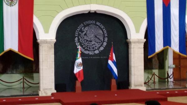 Mexico y Cuba crean Camara Binacional de Negocios