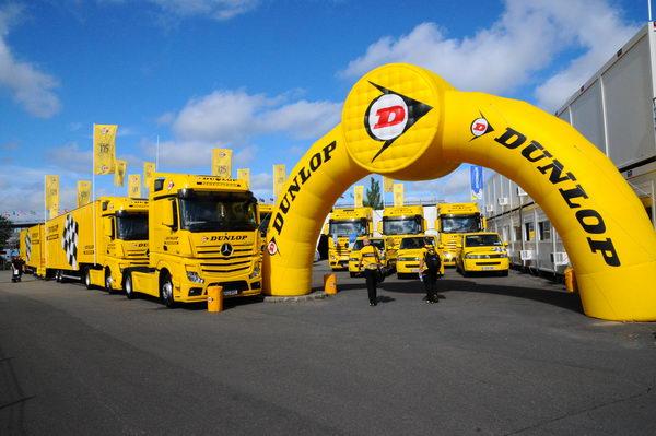 Neumáticos Dunlop camión