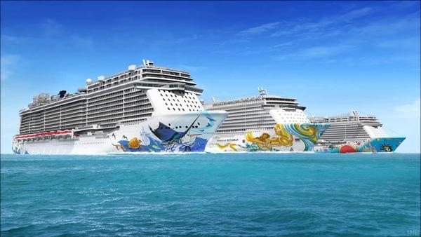 Norwegian Cruise Line ofrece Internet de alta velocidad